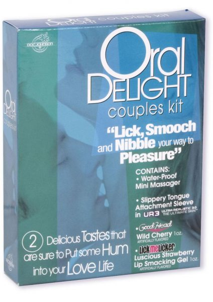 Oral Delights Couples Kit