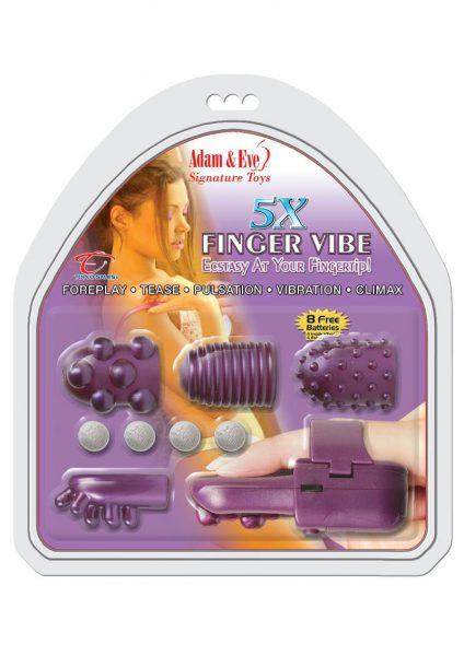 5x Finger Vibe