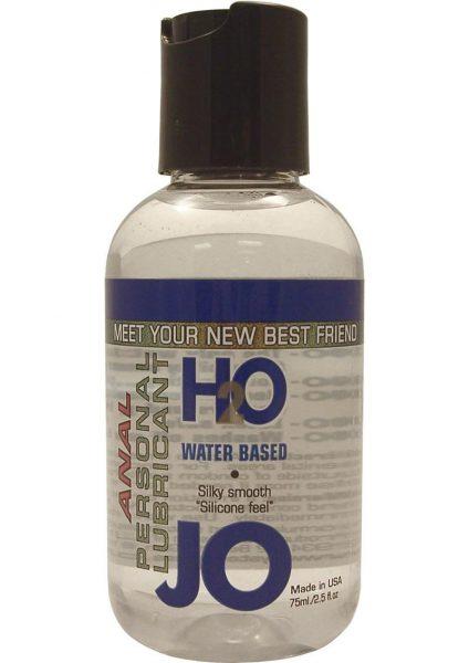 Anal H2o 2.5oz
