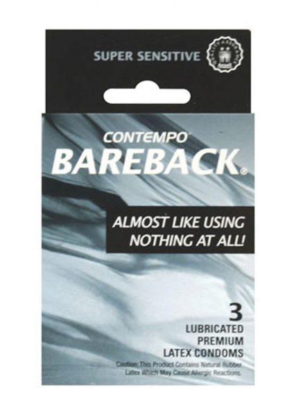Contempo Bareback 3`s