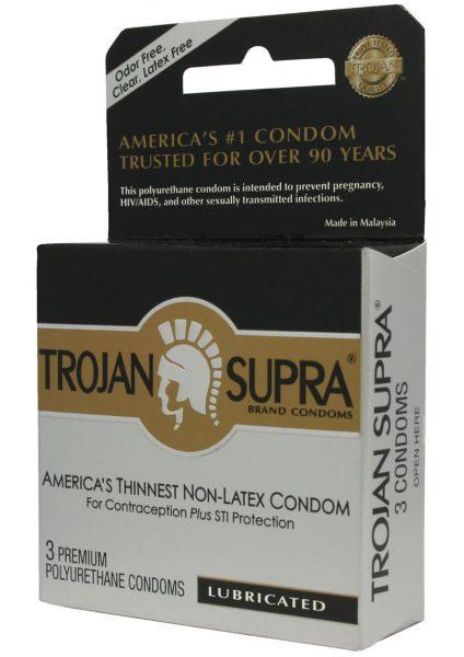 Trojan Supra Microsheer Lub 3`s