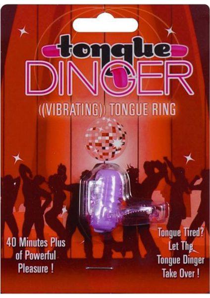 Tongue Dinger – Purple