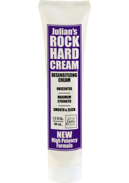 Julian`s Rock Hard Cream