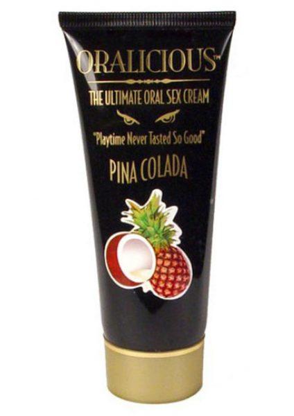 Oralicious – Pina Coloda