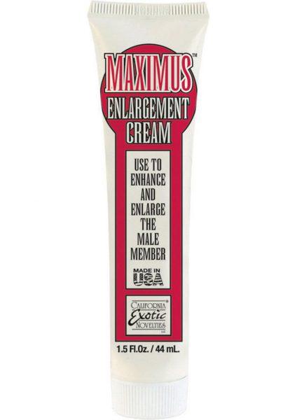 Maximus Cream