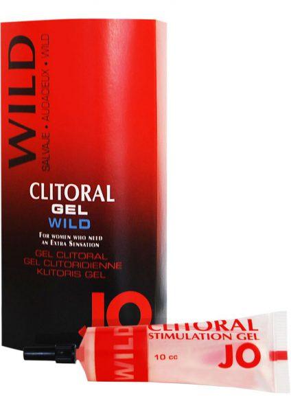 Jo Clitoral Wild 10cc