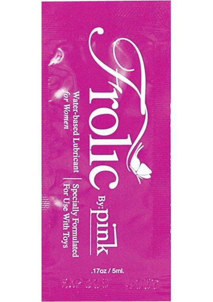 Frolic .17oz Foil Pk – 50/bag