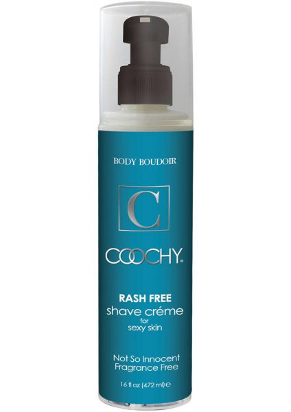 Coochy Fragrance Free 16oz