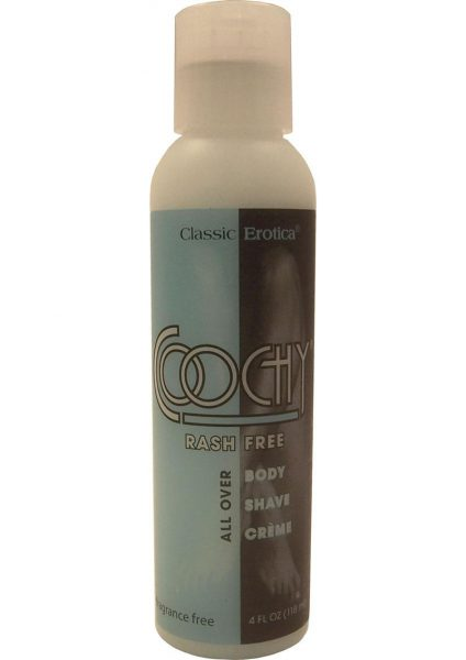 Coochy Fragrance Free 4oz