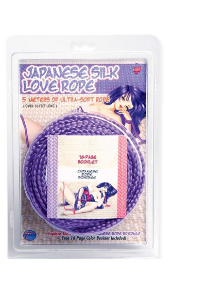 Japanese Love Rope 5m -purple