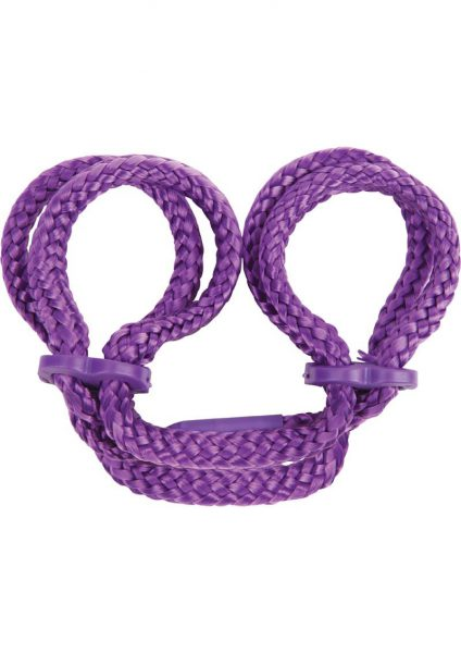 Japanese Anklecuffs – Purple