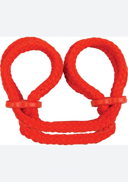 Japanese Anklecuffs – Red