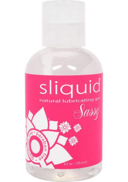 Sliquid Sassy Intimate Gel 4.2 Ounce