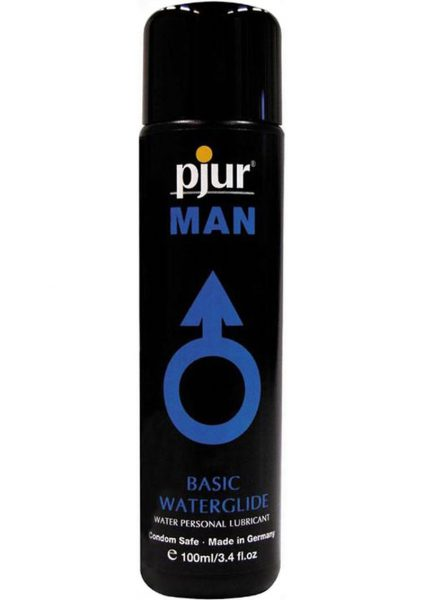 Man Basic Waterglide 100ml