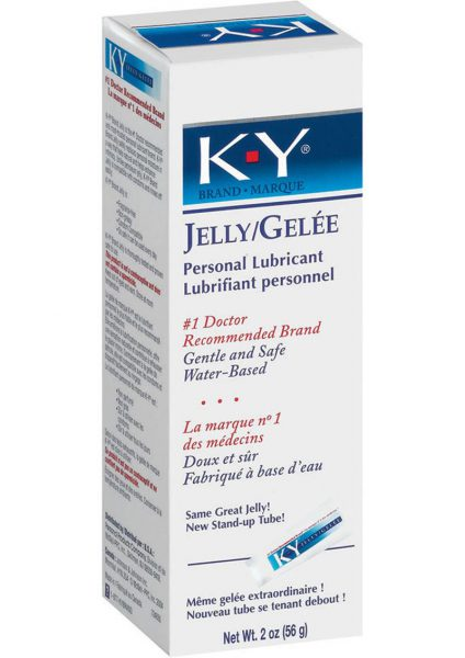 KY Jelly 2 Ounce Tube