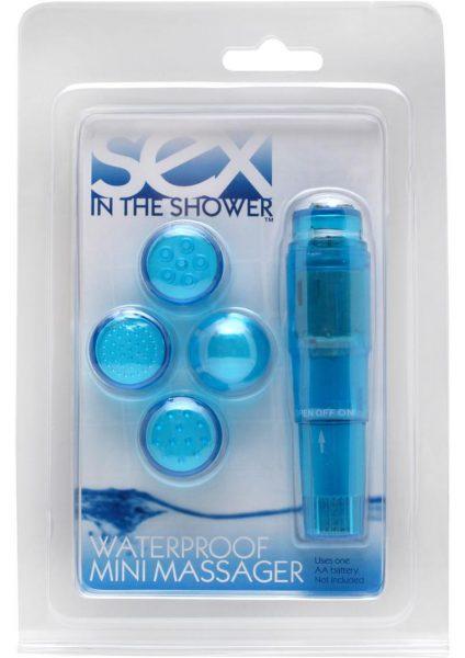 Waterproof Mini Massager