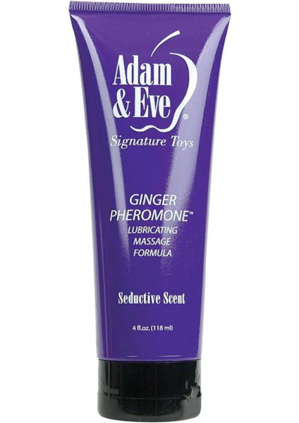 Ginger Pheromone Lube Massage