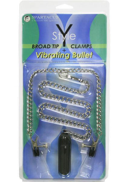 Y Style Broad Tip Clamps Vib Bullet
