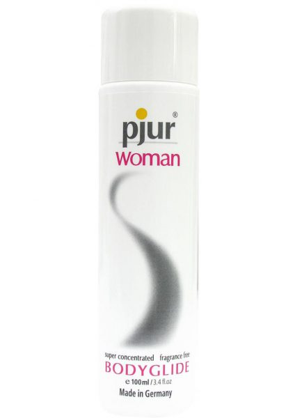 Eros Woman Bodyglide 100ml Ori