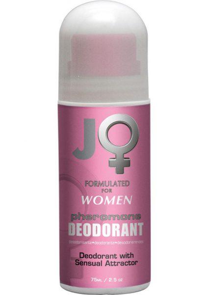 Jo Women Pheromone Deodorant 2.5 Ounce