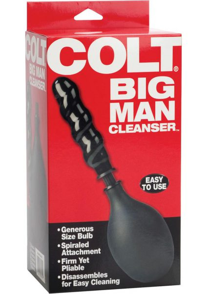 COLT BIG MAN CLEANSER BLACK