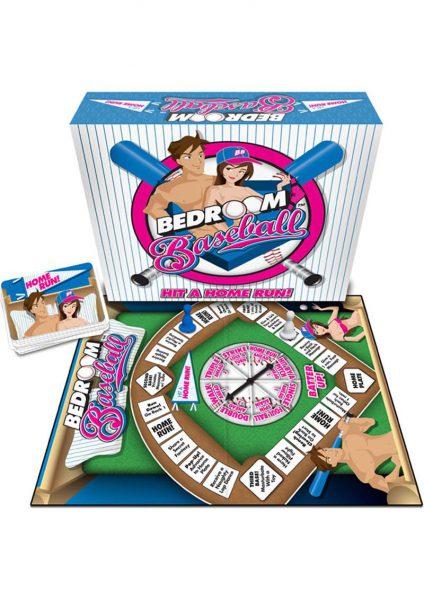Bedroom Baseball Board Game