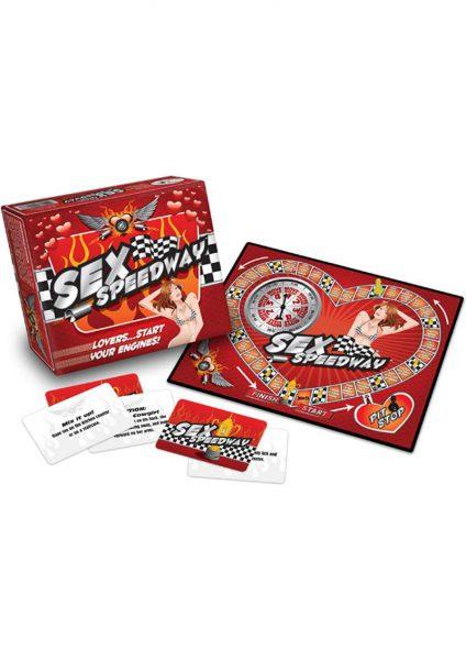 Sex Speedway Board Game