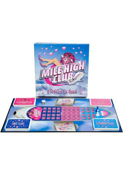 Mile High Club Board Game