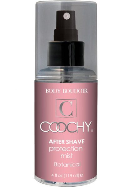Coochy After Shave Mist Botanical Spray 4 Oz