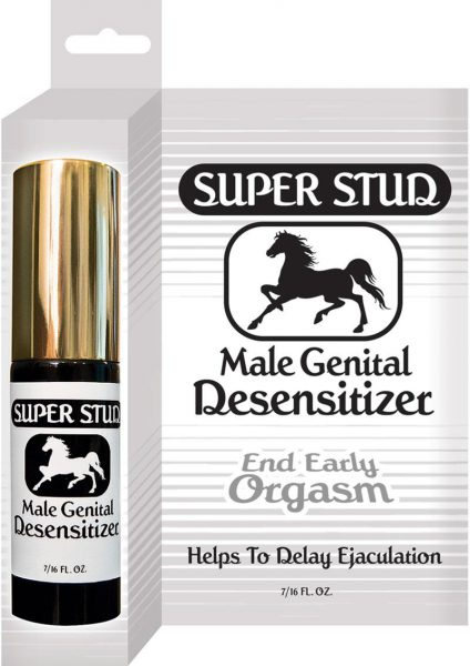 Super Stud Male Genital Desensitizer Spray