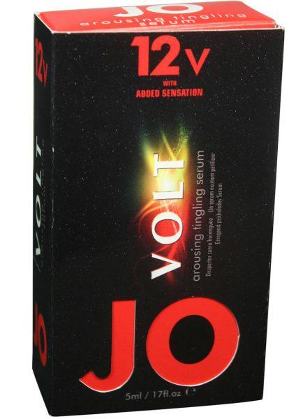Jo 12v Volt Arousing Tingling Serum 5 ml