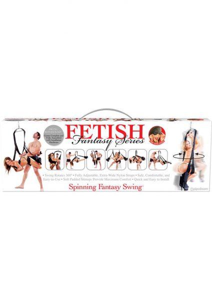 Fetish Fantasy Spinning Fantasy Swing