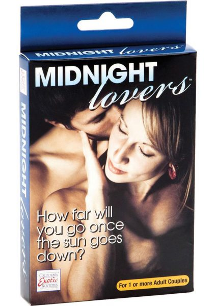 Midnight Lovers Card Game
