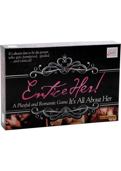 Entice Her Board Game