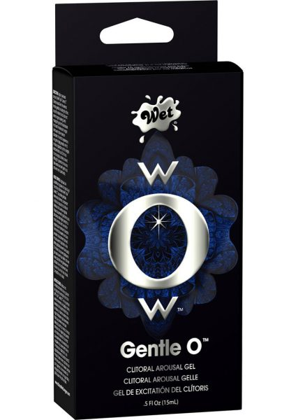 Wow Gentle O Clitoral Arousal Gel