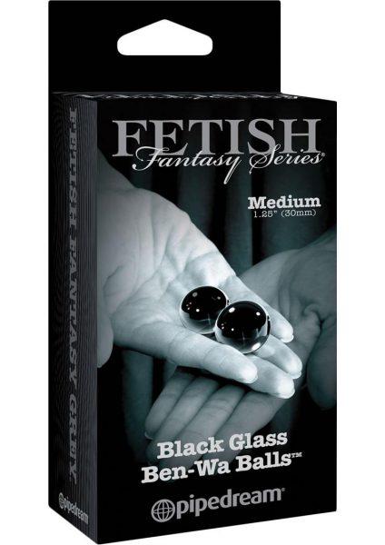 Fetish Fantasy Limited Edition Glass Ben Wa Balls Medium