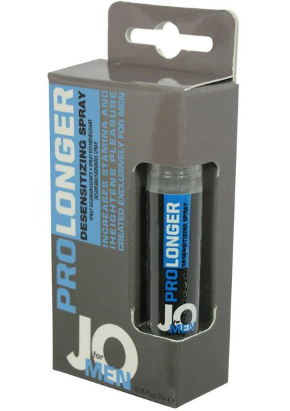 Jo For Men Prolonger Desensitizing Spray .07 Ounce