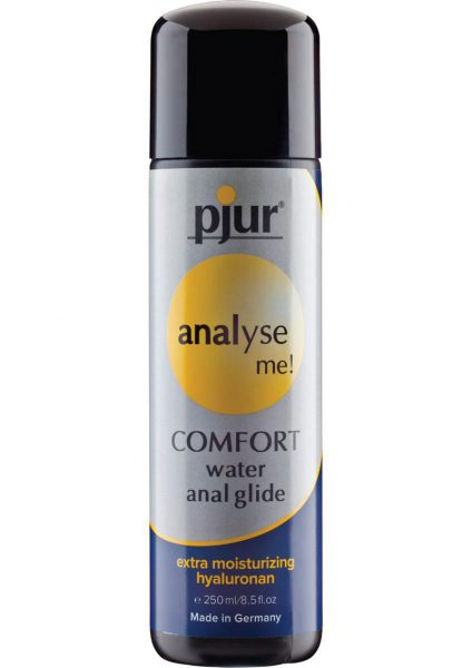 Analyse Me Comfort Water Anal Glide 8.5 Ounce