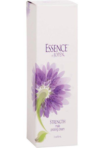 Essence Strength Male Prolong Cream 2 Ounce