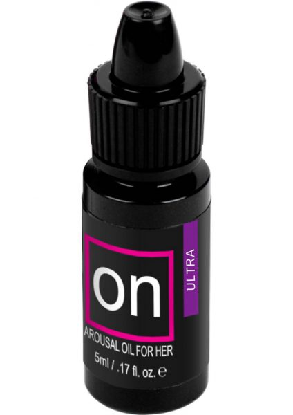 On Arousal Oil Ultra For Her .17 Ounce Bottle
