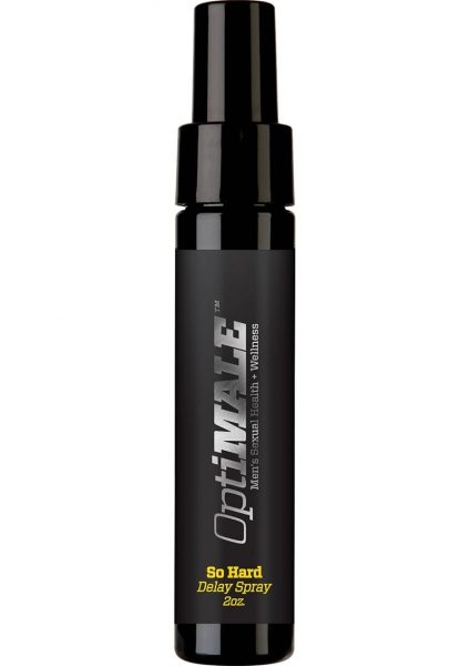 Optimale So Hard Delay Spray 2 Ounce