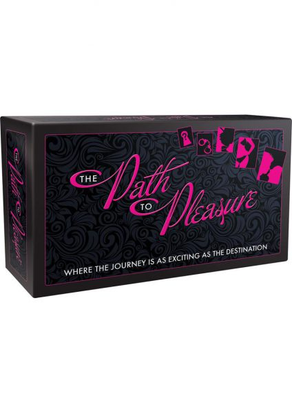 The Path To Pleasure Couples Board Game
