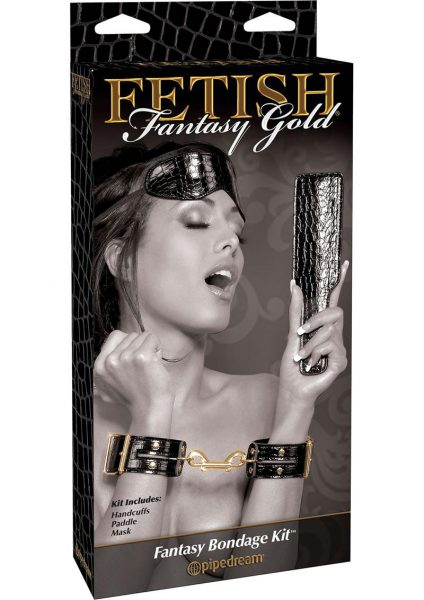 Fetish Fantasy Gold Kit
