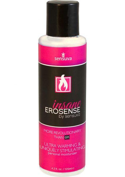Erosense Insane Warming And Stimulating Personal Moisturizer 4.2 Ounce