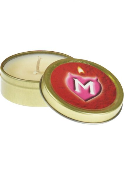 Monogamy Massage Candle Strawberry and Champagne