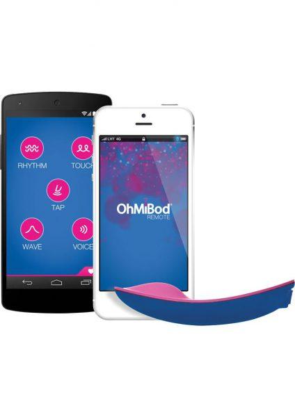 OhMiBod Blue Motion Bluetooth Enabled Vibrating Panties