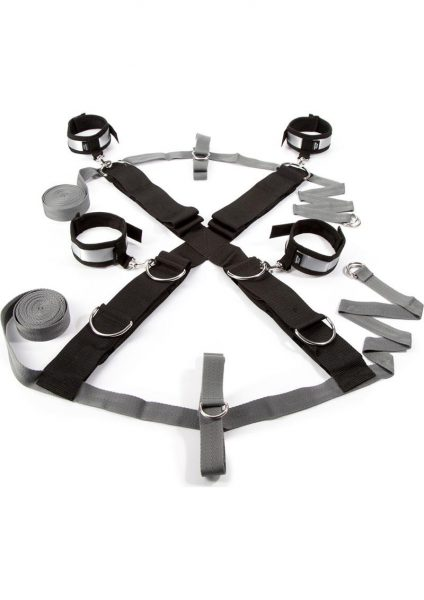 Fifty Shades Of Grey Keep Still Over The Bed Cross Set Restraints