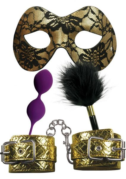 Sexperiments Masquerade Party Fetish Set