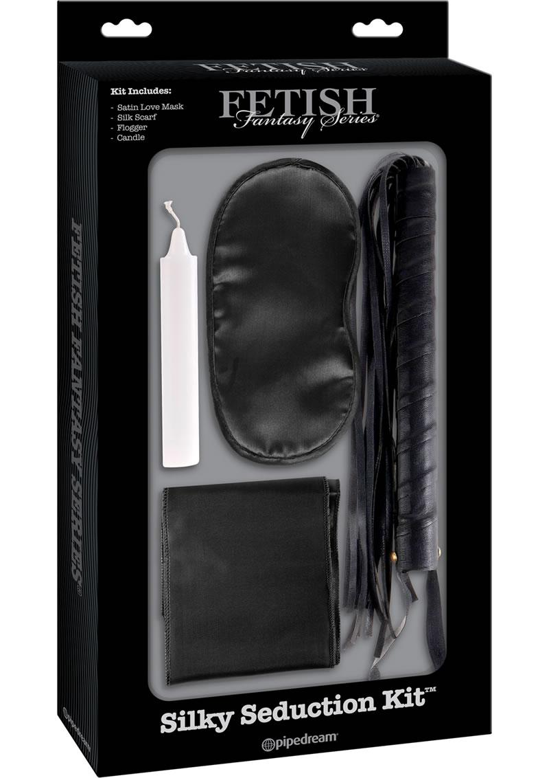 Fetish Fantasy Silky Seduction Kit
