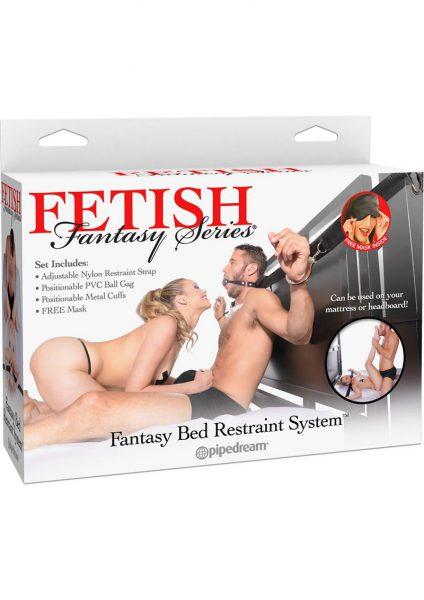 Fetish Fantasy Fantasy Bed Restraint System
